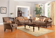 ACME Archaise 50675-50676 KD SOFA SET