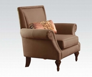 ACME Archaise 50677 KD CHAIR W/1 PILLOWS