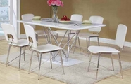 ACME Bari 70910-70912 DINING TABLE SET