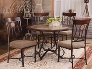 ACME Barrie 70640-70642 DINING TABLE SET