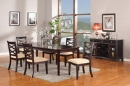ACME Beale 70215-70217 DINING TABLE SET