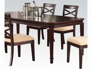 ACME Beale 70215 DINING TABLE