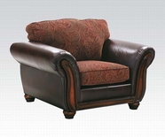 ACME Beatrix 50432 ZEPHYR VINTAGE CHAIR