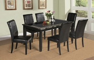 ACME Blythe 71060-71062 FAUX MARBLE DINING TABLE SET
