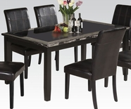 ACME Blythe 71060 FAUX MARBLE DINING TABLE