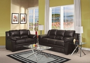ACME Bryn 50410-50411 URBAN CHOCOLATE SOFA SET