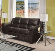 ACME Bryn 50410 URBAN CHOCOLATE SOFA