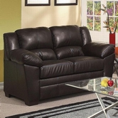 ACME Bryn 50411 URBAN  CHOCOLATE LOVESEAT