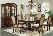 ACME Chateau De Ville 64075-64077 ESP DBL PED DINING TABLE SET