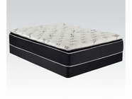 "ACME Cicely 29034-29035 14"" Q BK BAMBOO PILLOW TOP MATRESS AND FOUNDATION SET"