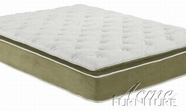 "ACME Cicely 29066 14"" FULL SAGE BAMBOO PILLOW TOP MATRESS"