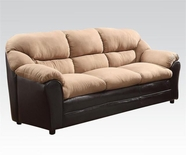 ACME Connell 51115 SMALL KD SADDLE MFB & ESP. PU SOFA