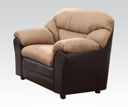 ACME Connell 51117 SMALL KD SADDLE MFB & ESP. PU CHAIR