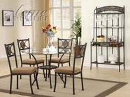 ACME Desi 70365-70367 DINING TABLE SET