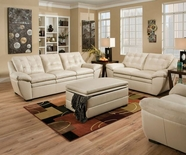 Acme Devyn 51015 Leather Sofa Set