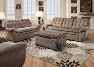 ACME Devyn 51020-51021 NIMBUS SEAL SOFA SET