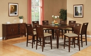 ACME Donavan 11810-11812 COUNTER HEIGHT DINING ROOM SET