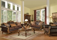 ACME Dorothea 51590-51591 SOFA SET