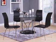 ACME Elinor 70710-70712 DINING TABLE SET