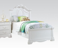 ACME Estrella 30240T WHITE TWIN BED