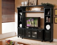 ACME Ferla 91100-91103 BLACK ENTERTAINMENT CENTER