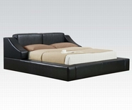 ACME Franco 20285F BLACK PU FULL BED