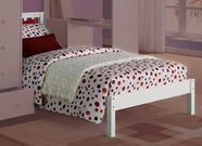 ACME Freya 37152 WHITE TWIN BED