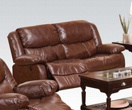ACME Fullerton 50201 BROWN BLM LOVESEAT W/POWER MOTION