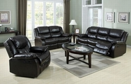 ACME Fullerton 50560-50561 ESPRESSO BLM SOFA SET W/MOTION