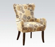 ACME Gabir 59077 FABRIC ACCENT CHAIR
