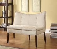 ACME Gallen 59159 LINEN LOVE CHAIR