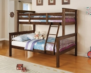 ACME Haley 2417 TWIN/FULL BUNKBED