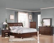 ACME Handsome 21380Q-21385-21386 Bedroom Set