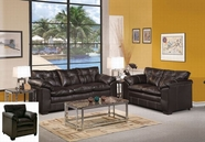ACME Hayley 50350-50351 PREMIER ONYX SOFA SET