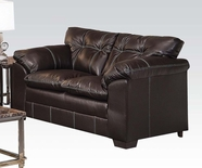 ACME Hayley 50351 PREMIER ONYX LOVESEAT