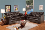 ACME Hayley 50355-50356 PREMIER CHOCOLATE SOFA SET