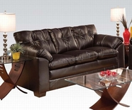 ACME Hayley 50355 PREMIER CHOCOLATE SOFA