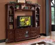 ACME Hercules 91110-91113 CHERRY ENTERTAINMENT CENTER