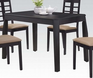 ACME Huy 60215 BLACK DINING TABLE