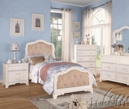 ACME Ira 30145T-30149-30150 WHITE YOUTH BEDROOM SET