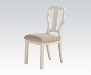 ACME Ira 30154 WHITE CHAIR