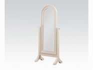 ACME Ira 30155 WHITE CHEVAL MIRROR