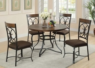ACME Jassi 71120-71122 DINING TABLE SET
