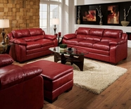 ACME Jeremy 50595-50596 SOHO CARDINAL SOFA SET