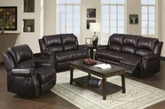 ACME Josef 50775-50776 BROWN MOTION SOFA SET