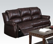 ACME Josef 50775 BROWN MOTION SOFA