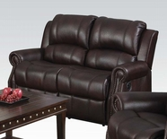 ACME Josef 50776 BROWN MOTION LOVESEAT