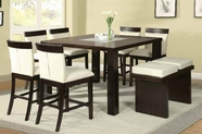 ACME Keelin 71040-71043 COUNTER HEIGHT TABLE SET