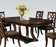ACME Keenan 60560 WALNUT DINING TABLE