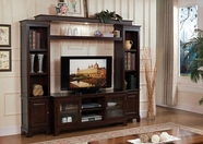ACME Keenan 91090-91093 MERLOT ENTERTAINMENT CENTER